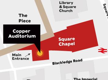 Copper Auditorium